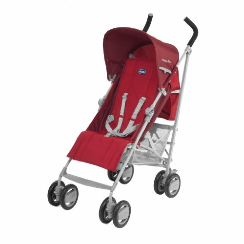 Chicco London Up Wave Stroller (Red)