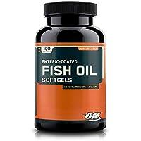 Optimum Fish Oil Omega-3's 100 Softgels