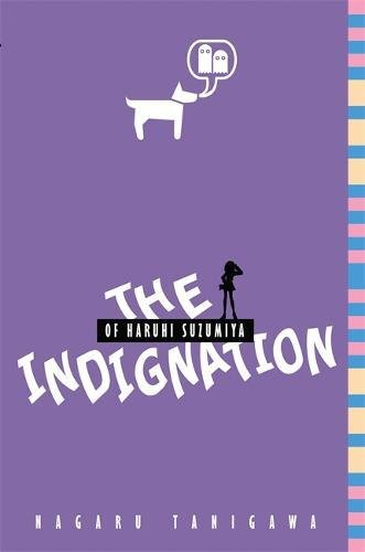 The Indignation of Haruhi Suzumiya