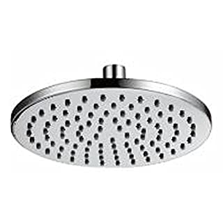 Alfred Victoria Modern ABS Shower Head SHP27 - Chrome Finish