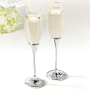 Aulica - Set 2 Flûtes À Champagne Luxe