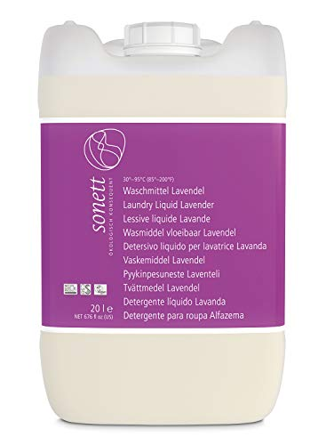 Sonett Waschmittel flüssig Lavendel 20 l Kanister (1 x 20 l)