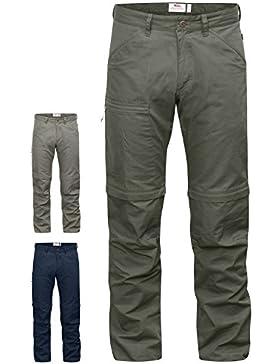Fjällräven Hombre de alta Coast Zip Off–Pantalones Pantalón Largo, hombre, color Limestone, tamaño 48