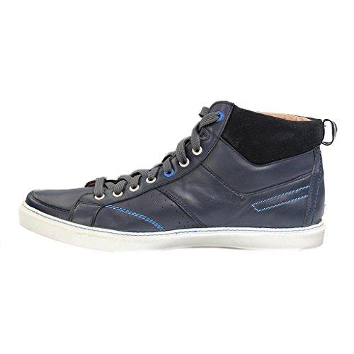 LongJohn , Baskets pour homme Bleu