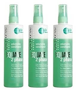 REVLON PROFESSIONAL EQUAVE BIPHASE VOLUMIZING 3X500ML RAISIN ET THE VERT