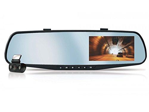 "Xblitz Park View 4.3"" Full HD 1080P Auto Kamera Autokamera DVR Recorder LCD Dashcam nachtsicht Camcorder Rückfahrkamera Einparkhilfe car Video LED Überwachungskamera Camcorder Park View Camera"