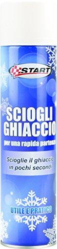 Spray Sciogli Ghiaccio 400 Ml. Cura Pulizia E Lavaggio Automob