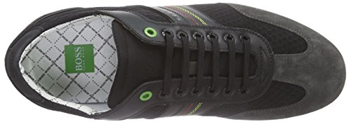 Boss Green Victov 10189849 01, Baskets Basses Homme Noir (black 001)