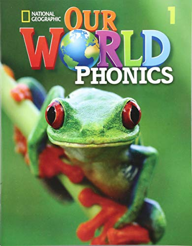 Our World 1 Phonics (+ CD)