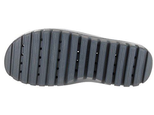 Nike Mens Jordan Super.Fly Team 2 Graphic Slide Synthetic Sandals Marine Blanc