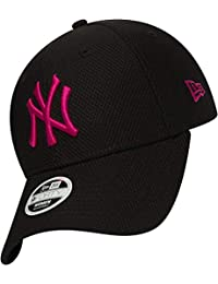 e76e7511c51d New Era Casquette Femme 9FORTY Diamond Era New York Yankees Noir