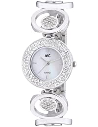 MC Timetrend Damen-Armbanduhr Analog Quarz Schmuckband 50873