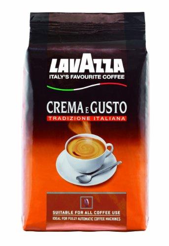 Lavazza Crema e Gusto Tradizione Italiana Bohne, 1er Pack (1 x 1 kg) Internationale Kaffee