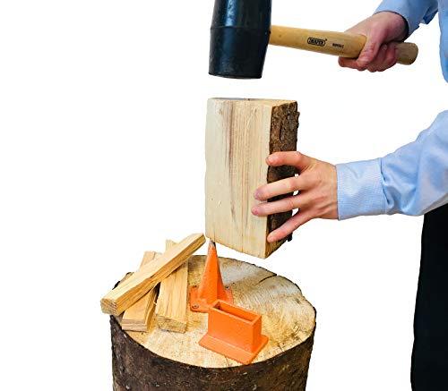 Forest Master Holzspalter, Basis, Holzsplitter, Axt-Basis