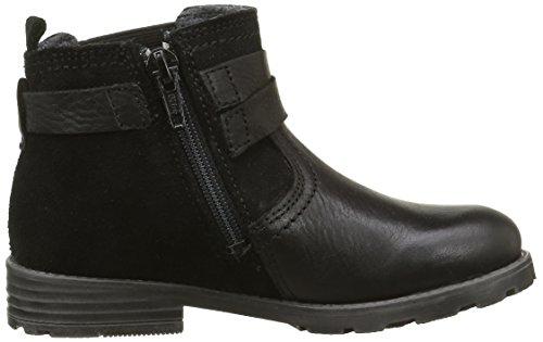 Superfit Heel, Bottes Classiques fille Noir - Noir (01)