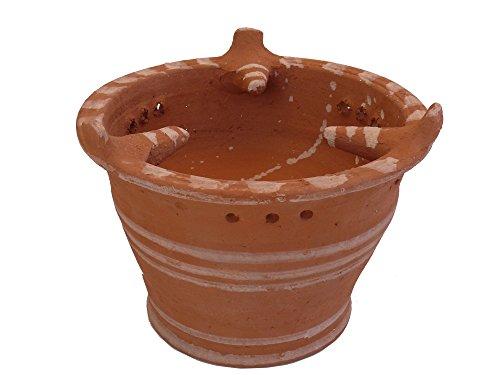 Marokkanische Tajine Stövchen Holzkohle Grill Majmar Ø 30 cm