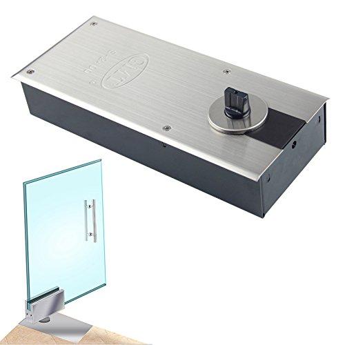 UHPPOTE GMT Super Heavy Zwei Wege Open Arm Typ Boden Frühling Glas Tür Scharnier Schließer für Tür Gewicht 180KG Breite 1000-1350mm (2-wege-tür-scharniere)