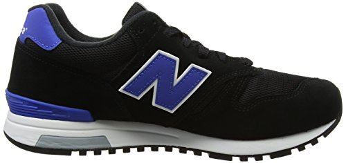 New Balance Ml373ora, Sneakers basses homme Multicolore (Black/Blue)