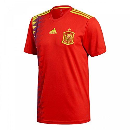 Adidas Spain Home Replica Jersey, Men, Spanien Heim Replica