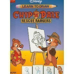 Chip and Dale (Disney Learn to Draw Ser)