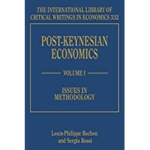 Post-Keynesian Economics (The International Library of Critical Writings in Economics Series)