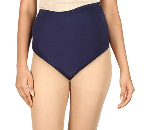 LADY CARE Maternity Panties ( Maternity_1_Navy_Small)