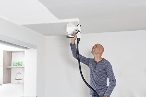 Wagner W 500 Electric Paint Sprayer for Wall & Ceiling paint – interior usage, covers 15 m² in 7 min, 1800 ml capacity, 370 W, 1.8 m hose