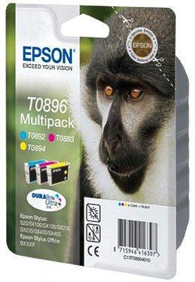 epson stylus bx300f 3 x Epson Patronen f?r Epson Stylus SX 110, Multipack (je 1x C,M,Y) Druckerpatronen f?r SX110