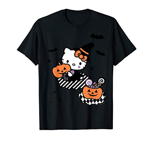 Hello Kitty Halloween T-Shirt
