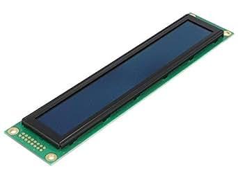 EAW202-XDLG Display OLED alphanumeric 20x2 Window dimensions149x23mm