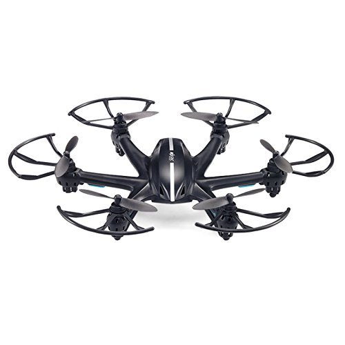 Czxin-MJX-X800-24G-3D-Roll-RC-Hexacopter-4-Channel-6-Axis-Gyro-Quadcopter-Drone-Without-Camera-Black