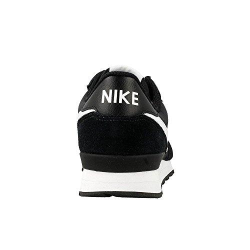 Nike Jungen Internationalist (Gs) Laufschuhe Schwarz (Schwarz / Weiß-Schwarz)