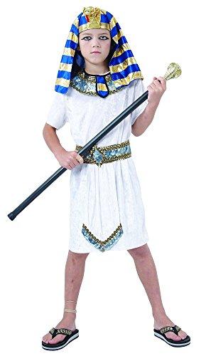 Costume faraone dEgitto bambino 10/12 anni