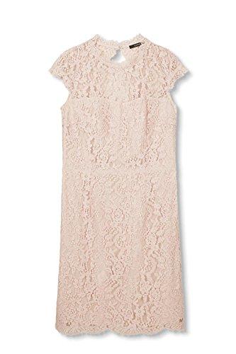 ESPRIT Collection Damen Kleid Beige (Dusty Nude 275)