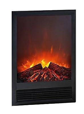 Elektrischer Kamineinsatz Rubyfires Elski mit Flammeneffekt Leistung 1200 Watt inklusive Fernbedienung von RUBY FIRES bei Heizstrahler Onlineshop