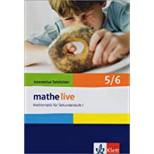 mathe live. Interaktive Tafelbilder 5./6. Schuljahr