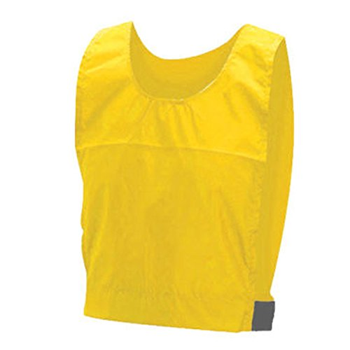MUGHNIO ® Sports Clothing Polyester Quality Football Rugby Netball Adults Sport Bibs Basketball Soccer Kids Training Group Team Vest Top Pack Of 1 5 7 10 15 20ning group team vest top PACK OF 1 5 7 10 15 20 (10x-YELLOW, KIDS)