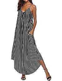 fe41184bb28f Black Striped Harem Culotte Jumpsuit Shorts for Women Ladies,Lolittas Smart  Maxi Long Wide Leg