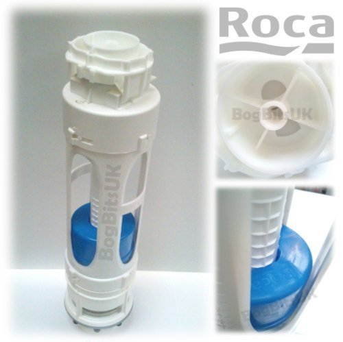 Roca AH0003600R - Kit Mecanismo Descarga D1Dpar Recambio - Colleción De Baño - Porcelana - Mecanismos