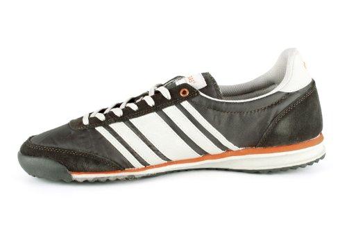 Andres Machado. 3044. Chaussures Sportives pour Hommes en Toile. Grandes Pointures de la 47 à la 50. Vert