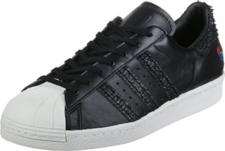adidas Superstar 80s CNY Schuhe 4,5 black/white -