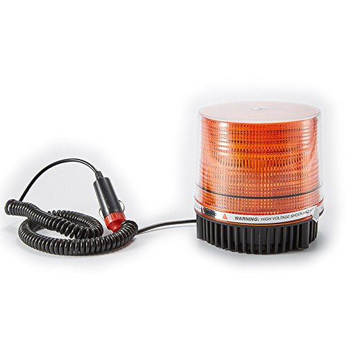 B-JOY 12V LED Rundumleuchte Rundumlicht Blitzleuchte Warnleuchte Blinklicht KFZ Auto