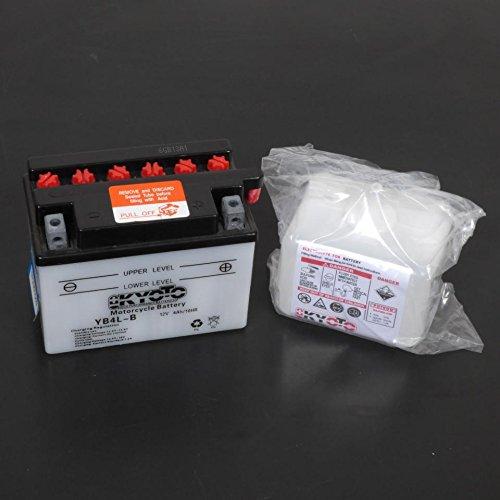 Batteria Kyoto Moto Aprilia 250RS 1994a 2002YB4L-B 12V 4Ah nove