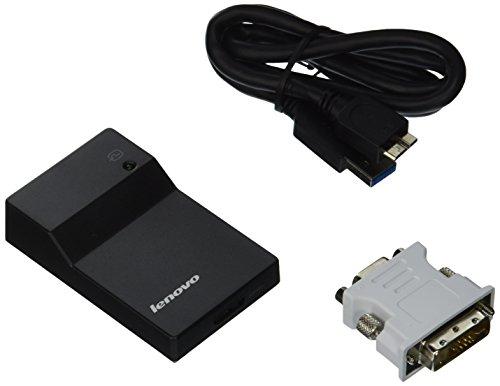 Lenovo USB 3.0 DVI/VGA Monitor Adaptor