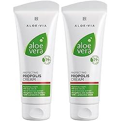 LR Aloe via Aloe Vera schützende Propolis Crème (2x 100ml)