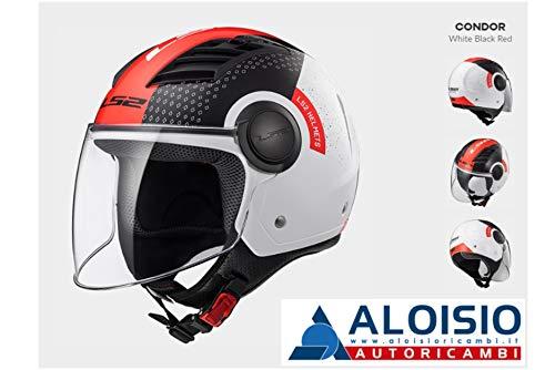 LS2- Casco de moto Of562Airflow Condor