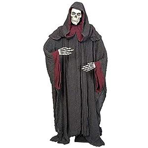 WIDMANN?Grim Reaper Unisex-Adult, Negro, 160cm, vd-wdm7838g