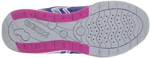 Geox J MAGICA N J22B8N01454C4011 Mädchen Sneaker Blau (ROYAL C4011)