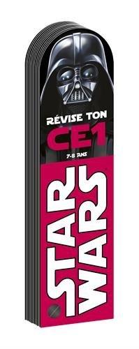 Star Wars éventails - Révise ton CE1 by Collectif (2016-06-01)