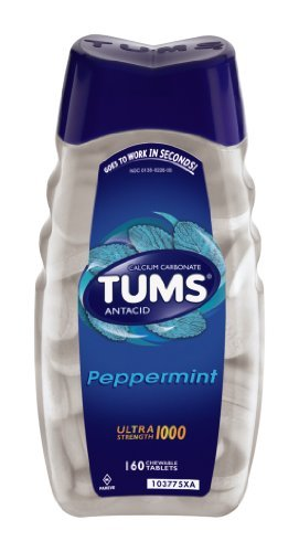tums-ultrastrength-1000-peppermint-160-count-by-tums
